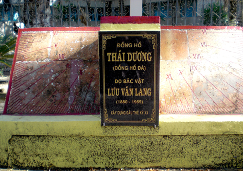 Đồng hồ cổ nhất Việt Nam tại Bạc Liêu (11/08/2011)